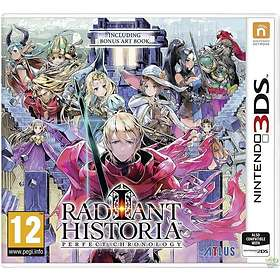 Radiant Historia: Perfect Chronology (3DS)