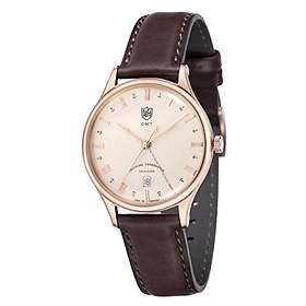 616e7269af60 Jämför priser på DuFa Weimar GMT DF-9006 Armbandsur - Hitta bästa ...