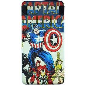 Lazerbuilt Marvel Comics Flat Powerbank 6000mAh