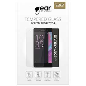 Gear by Carl Douglas Tempered Glass for Sony Xperia E5