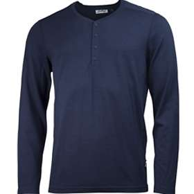 Lundhags Merino Light Henley LS Shirt (Miesten)