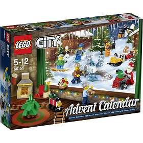 LEGO City 60155 Advent Calendar 2017