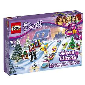 LEGO Friends 41326 Julekalender 2017
