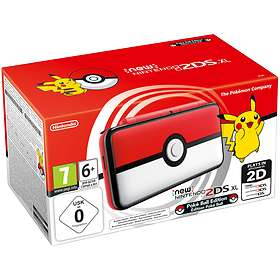 Nintendo New 2DS XL - Poké Ball Edition