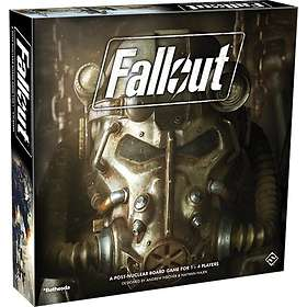 Fantasy Flight Games Fallout