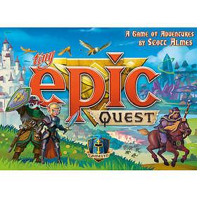 Giochix Tiny Epic Quest
