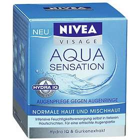 Nivea Visage Aqua Sensation Anti-Shadow Eye Cream 15ml