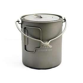 Toaks Titanium Pot With Bail Handle 0,75L