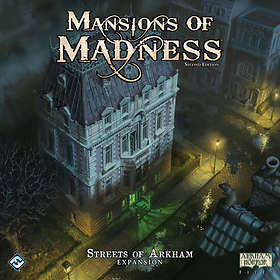 Fantasy Flight Games Mansions of Madness: Streets of Arkham (exp.)