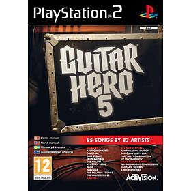 Guitar Hero 5 (PS2)