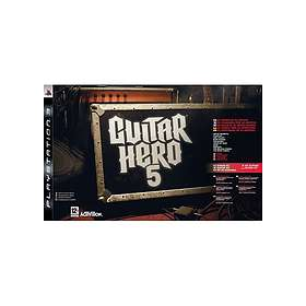 Guitar Hero 5 (+ Chitarra) (PS3)