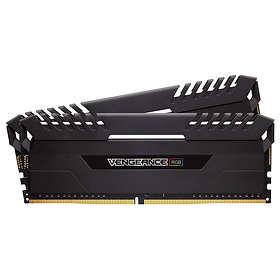 Corsair Vengeance RGB LED DDR4 PC24000/3000MHz CL15 2x16GB