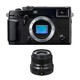 Fujifilm X-Pro2 + 23/2,0 R WR