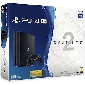 Sony PlayStation 4 Pro 1To (+ Destiny 2) - Black Edition