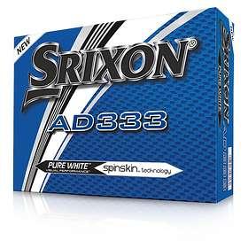 Srixon AD333 2017 (12 bollar)