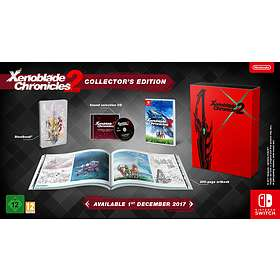 Xenoblade Chronicles 2 - Collector's Edition