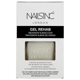 Nails Inc Gel Rehab Treatment & Base Coat 14ml
