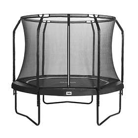 Salta Premium Black Edition Round with Safety Net 305cm