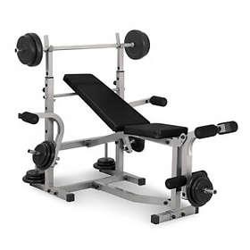 InSportLine Workout Adjust Bench