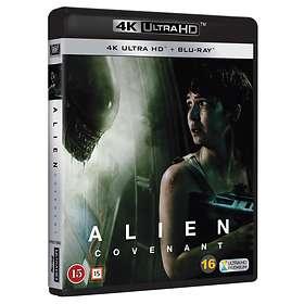 Alien Covenant (UHD+BD)