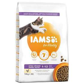 Iams ProActive Cat Kitten & Junior 10kg