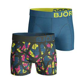 Björn Borg Texture Shorts 2-Pack