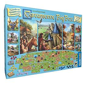 Carcassonne: Big Box (2017 Edition)