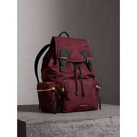 291fd44cd850 Find the best price on Burberry The Medium Rucksack In Technical ...