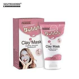 Neutriherbs Carbonated Bubble Clay Mask 100g