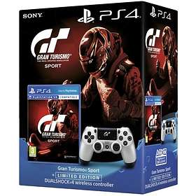 Sony DualShock 4 V2 (incl. Gran Turismo Sport) - Limited Edition (PS4)