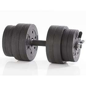 Gymstick Active Vinyl Dumbbell Set 15kg