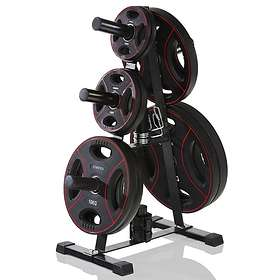 Gymstick Rack for Olympic Weight Plates