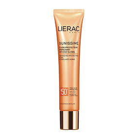 Lierac Sunissime Energizing Protective Global Anti-Aging Fluid SPF50 40ml