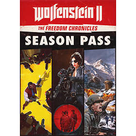 Wolfenstein II: The New Colossus - The Freedom Chronicles Season Pass (Xbox One)
