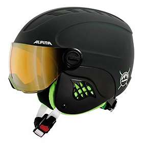 Alpina Sports Carat LE Visor HM Jr