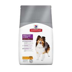 Hills Canine Science Plan Adult Sensitive Stomach & Skin 3kg