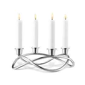 Georg Jensen Season Lysestake 260x90mm