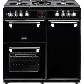 Stoves Belmont 900DFT (Black)