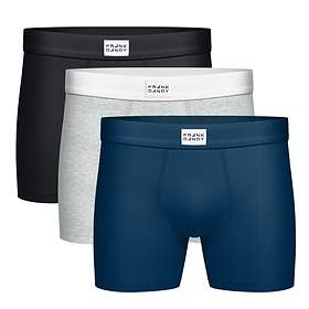 Frank Dandy Legend Organic Boxer 3-Pack