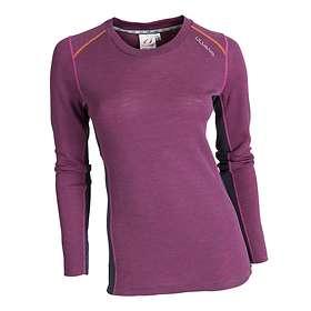 Ulvang Rav 100% Round Neck LS Shirt (Dame)