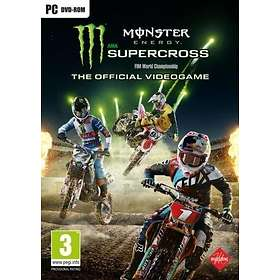 Monster Energy Supercross: The Official Videogame (PC)