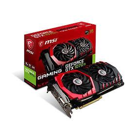 MSI GeForce GTX 1070 Ti Gaming HDMI 3xDP 8Go