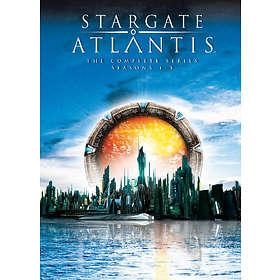 Stargate Atlantis - Säsong 1-5