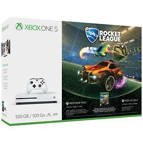 Microsoft Xbox One S 500GB (inkl. Rocket League)