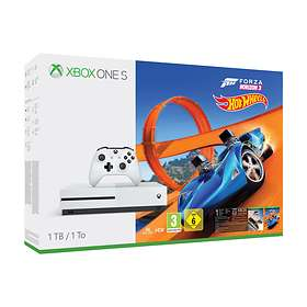 Microsoft Xbox One S 1TB (inkl. Hot Wheels + Forza Horizon 3)