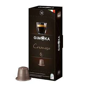 Gimoka Nespresso Cremoso 10st (Kapslar)