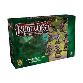 RuneWars: Jeu de Figurine: Darnati Warriors (exp.)