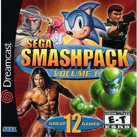 Sega Smash Pack Volume 1 (DC)
