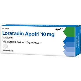 Evolan Apofri Loratadin 10mg 30 Tabletter