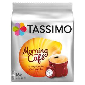 Tassimo Morning Cafe 16st (Kapsler)